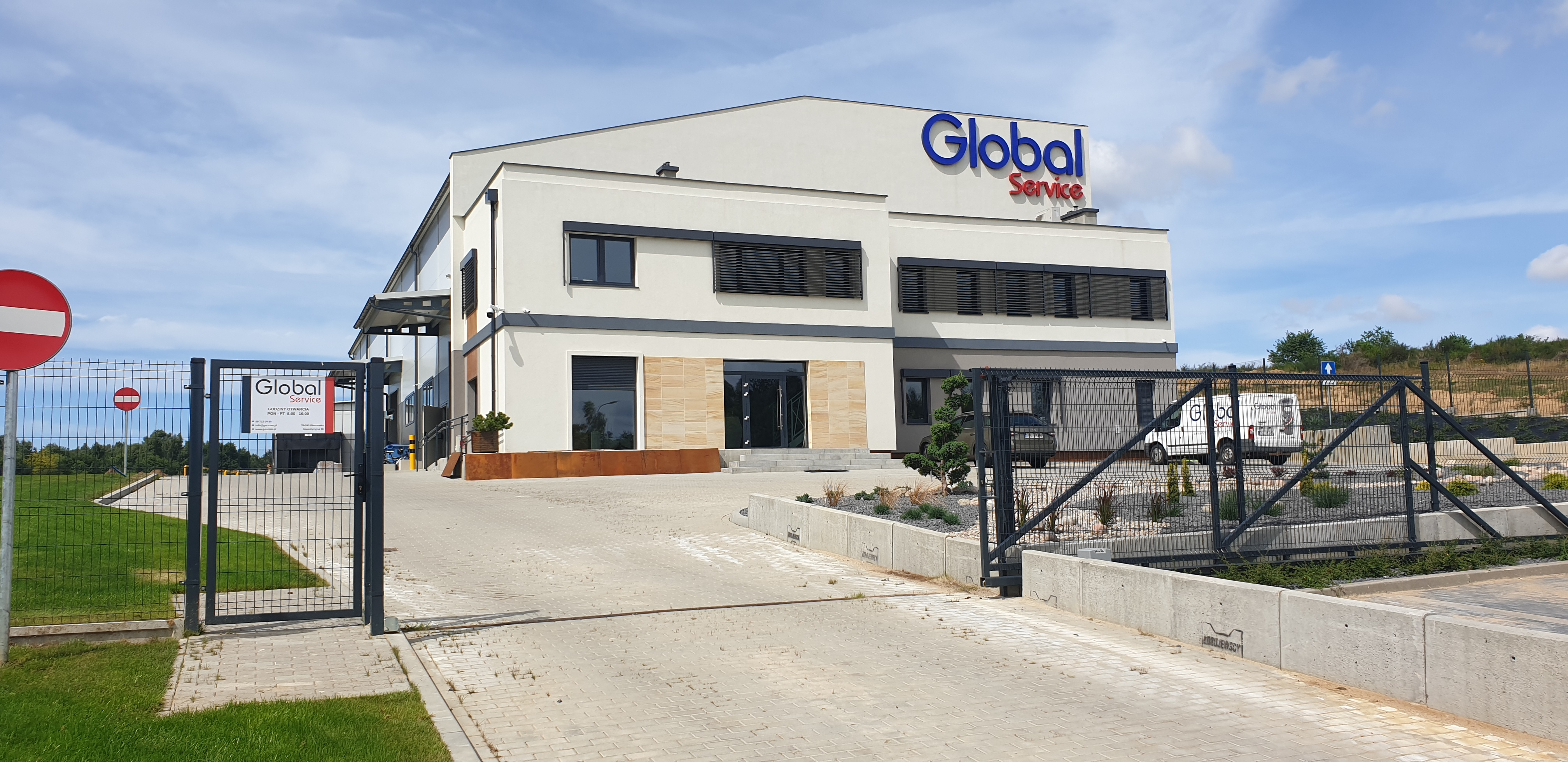 Siedziba Global Service